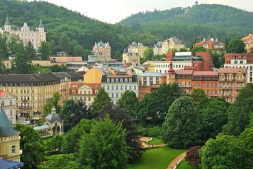 Wellness in Tschechien: Beliebte tschechische Thermalbäder – Erholung für Geist und Körper